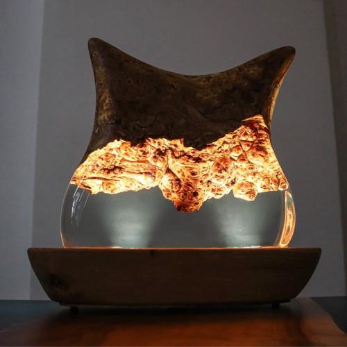 Кристали і світильники